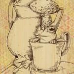 紅茶キノコ